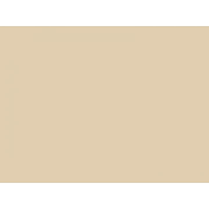 Плита МДФ AGT 1220*18*2800 мм, односторонняя, индивидуальная  упаковка, глянец крем 605