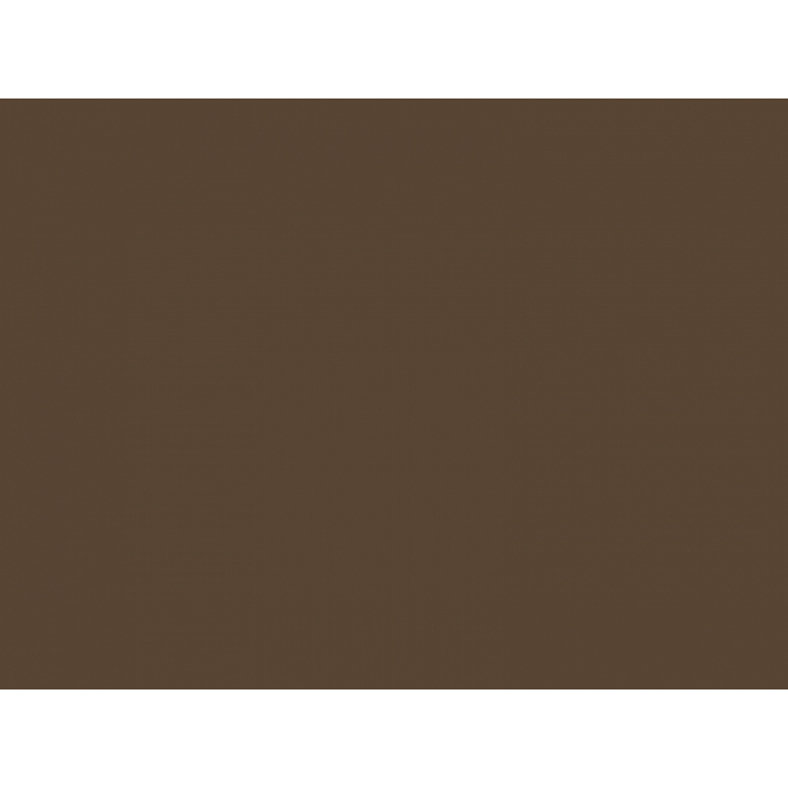 Плита МДФ AGT 1220*18*2800 мм, односторонняя, индивидуальная  упаковка, глянец металлик коричневый 688