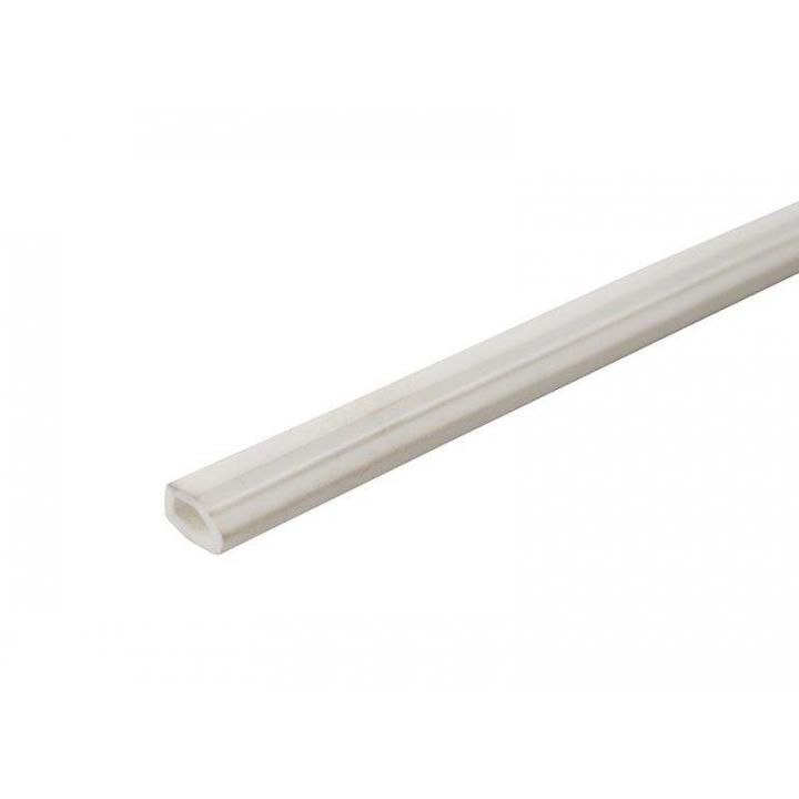 Заглушка паза штапика, белый, 500 м