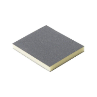 Губка шлифовальная 120x98x13 мм P120 Flexifoam Soft Pad
