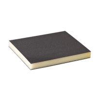 Губка шлифовальная 120x98x13 мм P220 Flexifoam Soft Pad