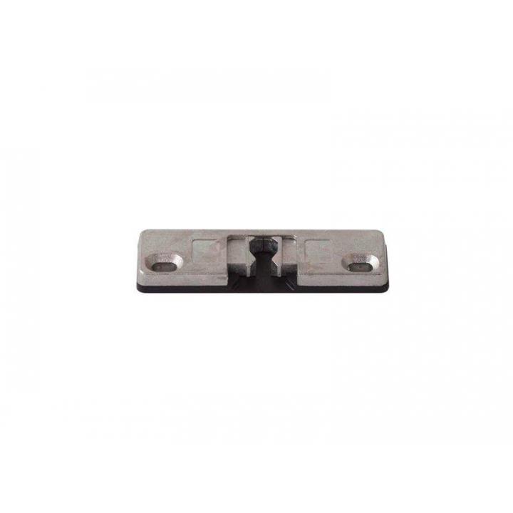 Защёлка балконная 13 мм (2 части)