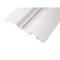 Наличник универсальный VNT-Premium 60х10 мм белый лед крашеный