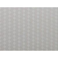 Плита МДФ AGT 1220*18*2800 мм, односторонняя, индивидуальная упаковка, глянец белый ромб