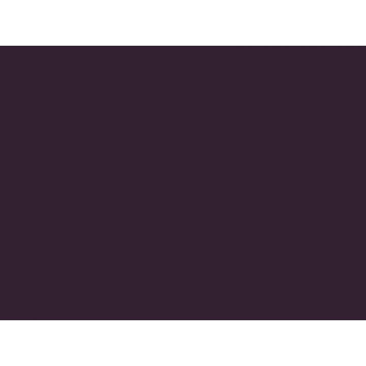Плита МДФ AGT 1220*18*2800 мм, односторонняя, индивидуальная упаковка, глянец фиолетовый 622