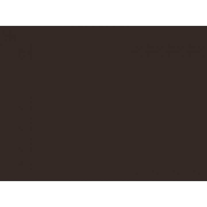 Плита МДФ AGT 1220*18*2800 мм, односторонняя, индивидуальная упаковка, глянец коричневый 620