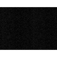 Плита AGT МДФ 1220*18*2800 мм, односторонняя, индивидуальная упаковка, глянец черный металлик 677
