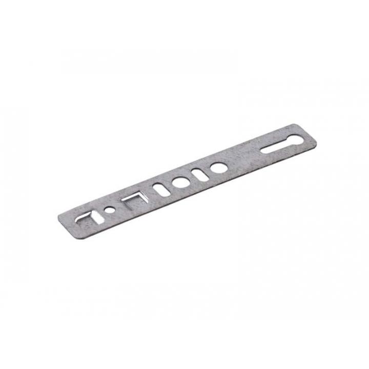 Пластина анкерная Elementis для профиля KBE AD 70 165 мм (ширина захвата по внешним краям, 43,9 мм), 10 шт