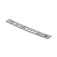Пластина анкерная Elementis для профиля KBE AD 70 190 мм (ширина захвата по внешним краям, 43мм), 10 шт