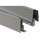 Комплект боковин 550 мм (левая, правая) для ящика Firmax Newline, серый