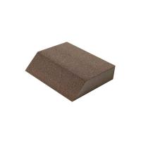 Блок шлифовальный Flexifoam Angle Block 98x86x26 мм, Р100