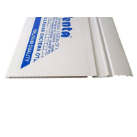 Откос с наличником VNT-Premium EM 10х250 мм белый лед крашеный, 6 м