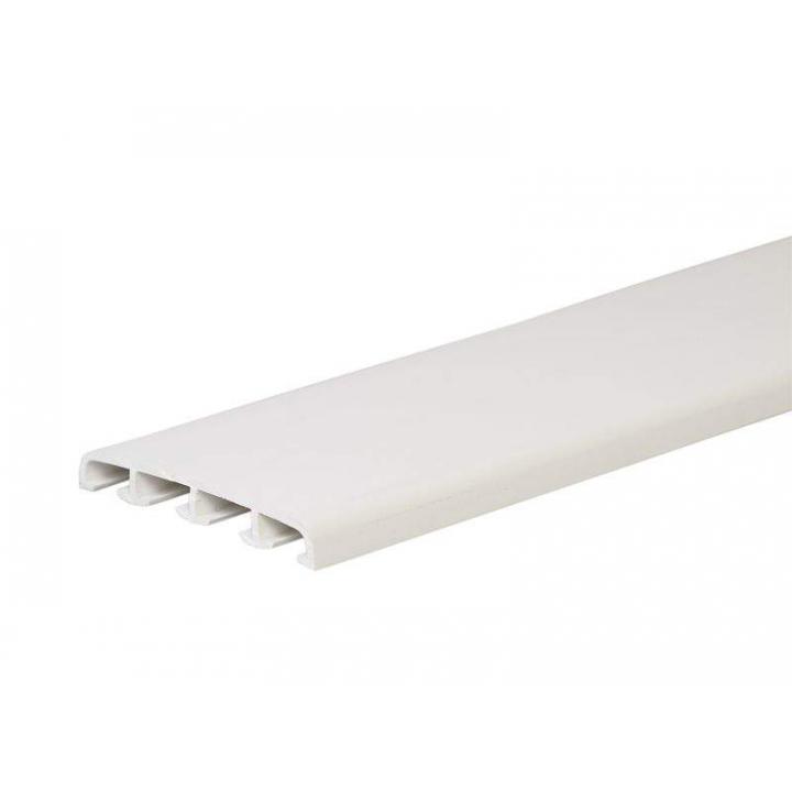 Наличник Exter 78х10 мм, белый