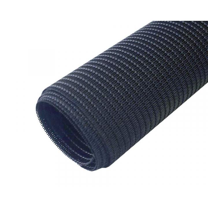 Полотно Антипыль для москитной сетки, 1400 мм, 30 м, черное