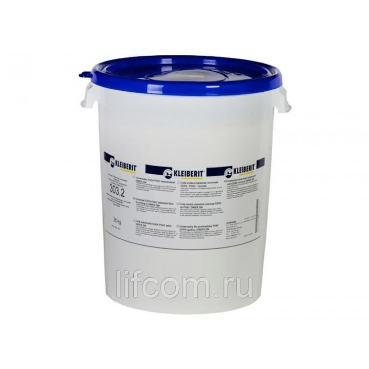 Клей Kleiberit 303.2 для дерева поливинилацетатный D3/D4 28 кг