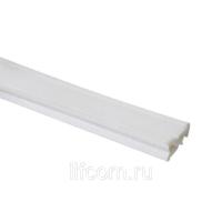 Уплотнитель для деревянных евроокон DEVENTER на фальц створки, ширина паза 4-5 мм, ТЭП, белый, 200 м