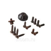 Доводчик дверной Elementis 603 EN3, коричневый, с низкотемпературным маслом