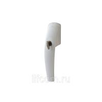 Ручка оконная Roto SWING с ключом штифт 43 мм +2 винта 5х50, белый R07.2