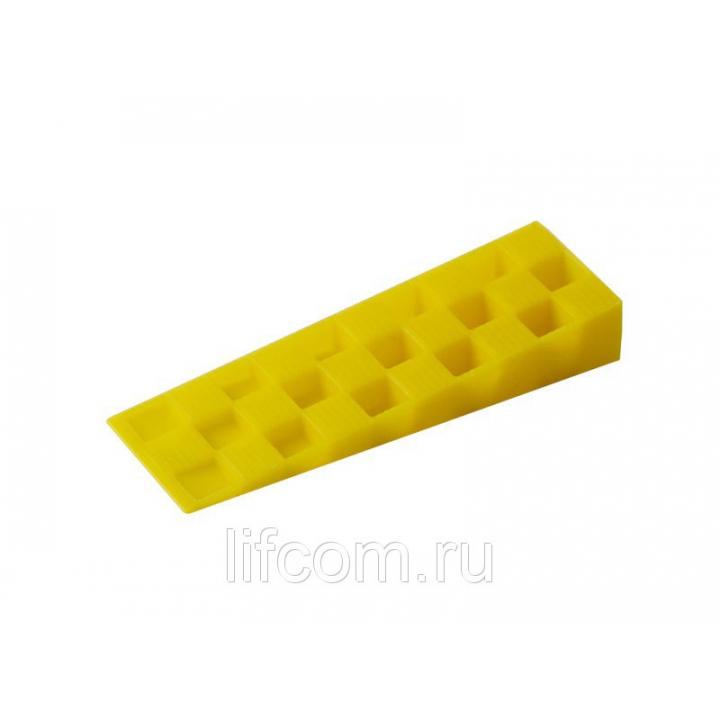 Клин монтажный Bauset, 143х43х22, 100 шт