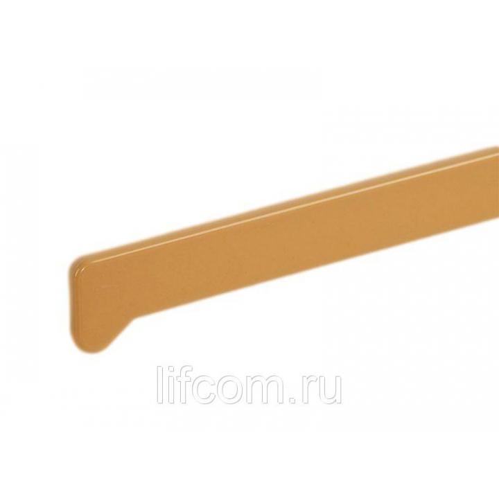 Накладка торцевая для подоконника Moeller LD S 30/460, светлый дуб - бук