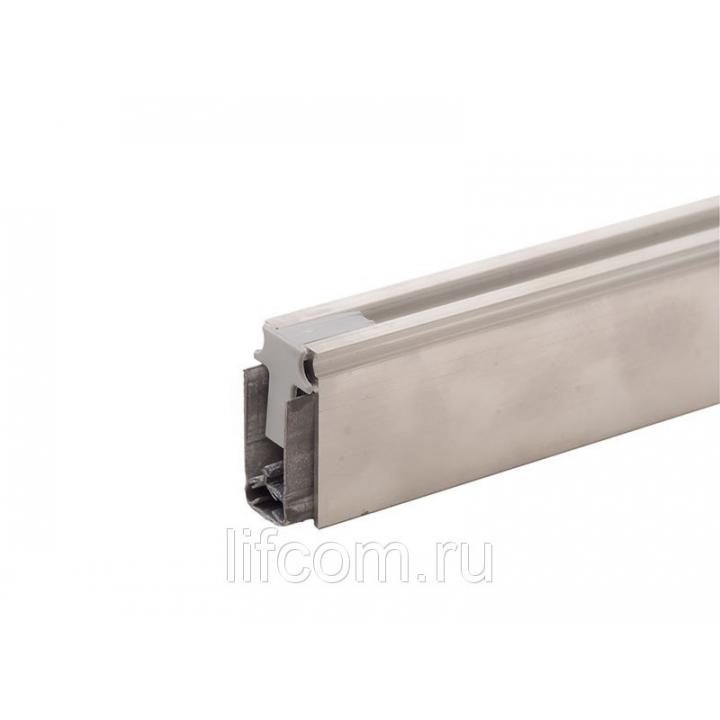 Уплотнитель пороговый DEVENTER, в паз 15x30 мм, длина 834 мм