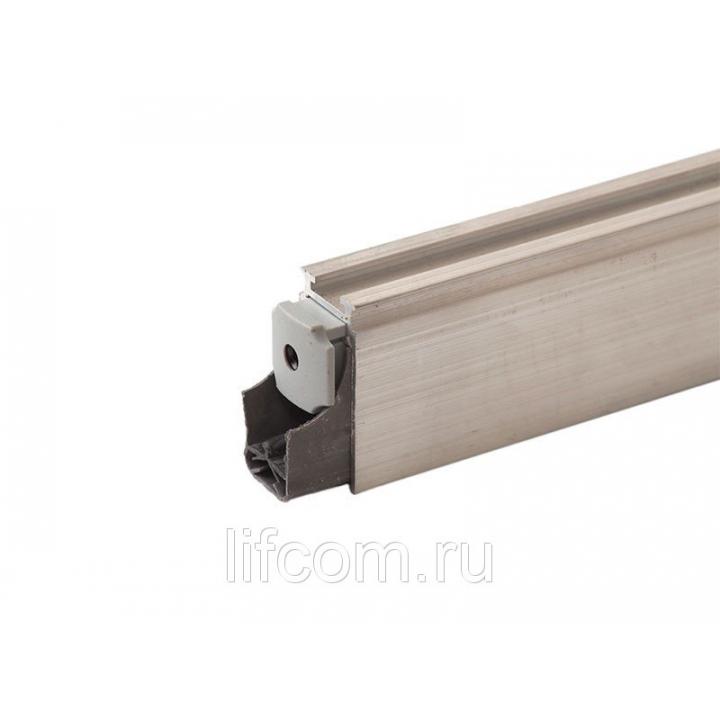 Уплотнитель пороговый DEVENTER, в паз 15x30 мм, 959 мм