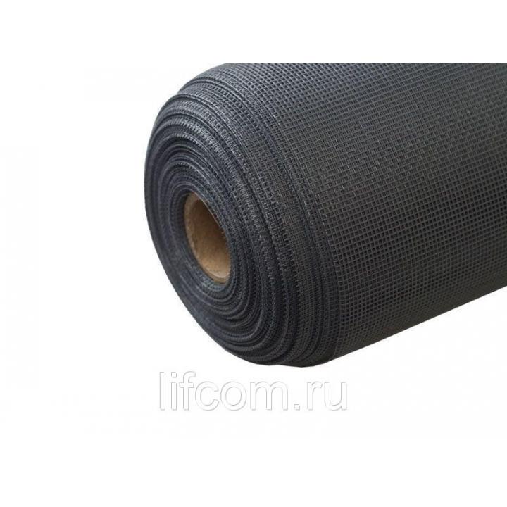 Полотно для москитной сетки 1400 мм, 30 м, серое