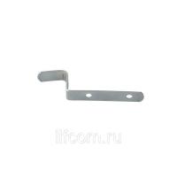 Кронштейн длинный металлический МС-СТАН (заклепка 3 мм), 100 шт