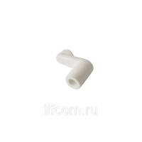 Кронштейн поворотный 10 мм ABS для МС, белый, 100 шт