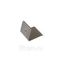 Скоба пружинная Elementis для крепления подоконника длина 28 мм, 10 шт.