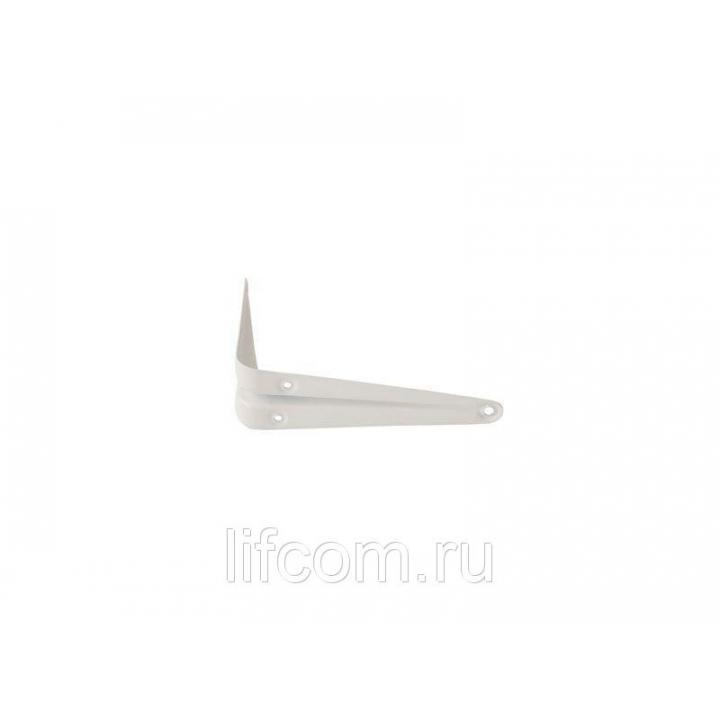Кронштейн настенный ELEMENTIS для подоконника, 125х100 мм