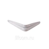 Кронштейн настенный ELEMENTIS для подоконника, 150х125 мм