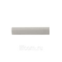 Накладка декоративная K нижняя створочная, большая, белая
