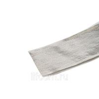Лента полнобутиловая металлизированная Bauset ST-bau 45 мм, рулон 15 м