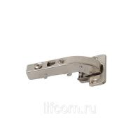 Петля Firmax для угловых дверей 90° Click-on Soft-Close, угол открывания 100°,48мм,шуруп