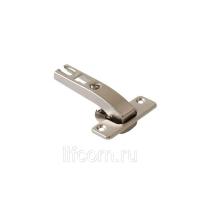 Петля Firmax для угловых дверей 90° Slide-on, угол открывания 110°, 48 мм, шуруп, сталь