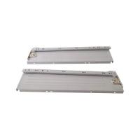 Боковины Firmax с роликовыми направляющими, H=118 мм, L=500мм, серый RAL7004, (4 части)