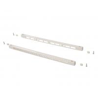 Комплект: клапан вентиляционный SM Tip Vent + козырек наружный TIP, 9-40 m3/ч, белый RAL9016