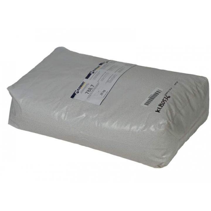 Клей-расплав ЭВА Kleiberit 788.7, 25 кг, белый