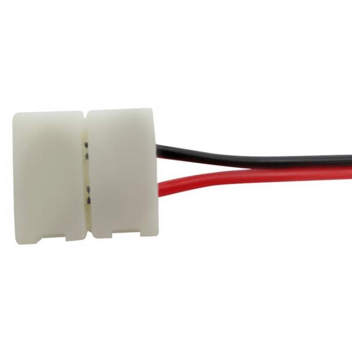 Коннектор для ленты SMD5050 провод 15 см к блоку питания