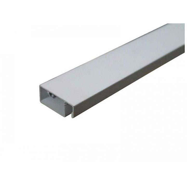 Профиль москитной сетки основной белый 10х25 мм МС-БАЗА, 6 м.