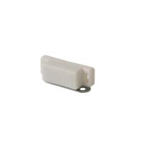 Защелка магнитная для МС, белая