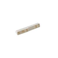 Петля для москитной сетки 82x10 мм, белая