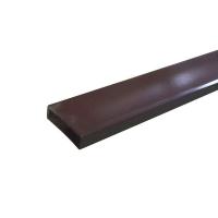 Профиль москитной сетки поперечный коричневый 7х22 мм МС-БАЗА, 6 м.