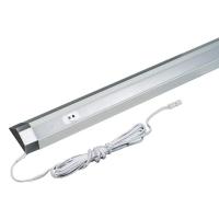 STRIP-2 LED светильник линейный с ИК выключателем, 600 мм, серебристый, 12V, нейтральный белый 4500K, 330Lm, 6.8W
