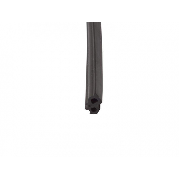Уплотнитель для стеклопакета Rehau, Montblanc, черный, 10 м