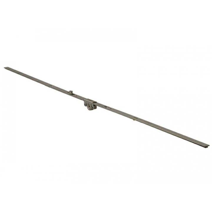 Запор основной поворотно-откидной средний 1200-1700 (2 цапфы)